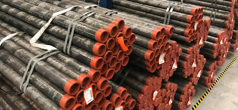 JB Tubes BV | Electric resistance welding (E.R.W.) carbon steel tubes EN 10217-2 for pressure purpose